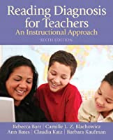 Reading Diagnosis for Teachers: An Instructional Approach