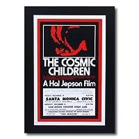 サーフムービーポスター L-62 「THE COSMIC CHILDREN」 サイズ:31.5×20.5cm