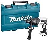 マキタ 充電式ハンマドリル 18V 白 本体ケース付 HR165DZKW