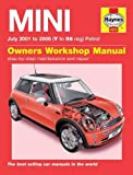 Mini (01-06) Service and Repair Manual (Haynes Service and Repair Manuals)
