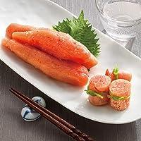 【令和元年の御中元】 辛子明太子・紅鮭 詰合せ 産地直送 特選 (包装のみ)
