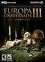 Europa Universalis III: Complete (輸入版)