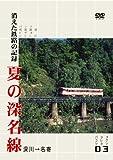 消えた鉄路の記憶 夏の深名線 [DVD]