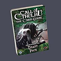 Call of Cthulhu the card game: Necronomicon Draft Pack [並行輸入品]