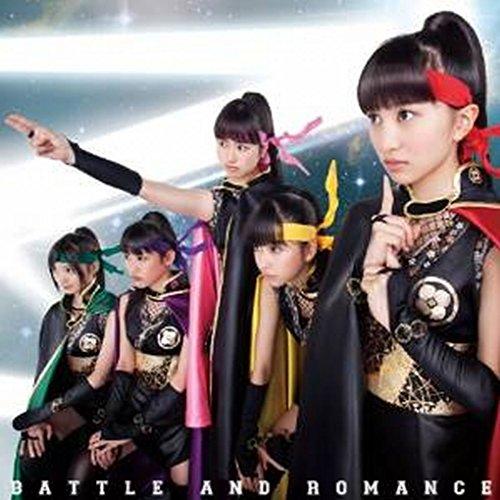 CD+DVD ★ ももいろクローバーZ 「BATTLE AND ROMANCE(バトルアンドロマンス...
