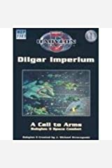 Babylon 5: A Call To Arms - Dilgar Fleet Book Paperback