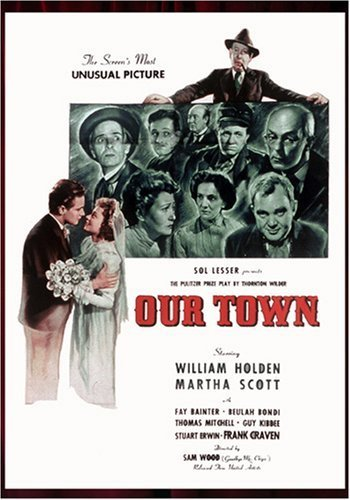Our Town by Frank Craven