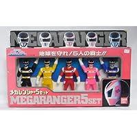 電磁戦隊メガレンジャー メガレンジャー5セット
