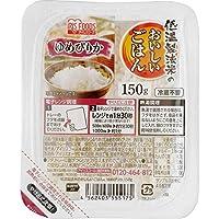パック米 低温製法米のおいしいごはん ゆめぴりか 国産米100% 角型 150g×24個