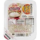 【タイムセール】アイリスオーヤマ 低温製法米のおいしいパックごはん ゆめぴりか 国産米100% 150g×24個が激安特価!
