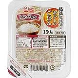 アイリスオーヤマ 低温製法米 パックごはん ゆめぴりか 国産米100% 150g×24個