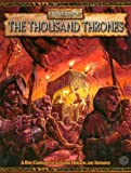 The Thousand Thrones Campaign (Warhammer Fantasy Roleplay)
