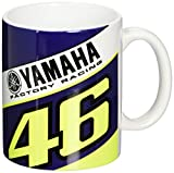 ヤマハ(YAMAHA) VR46 バレンティーノ ロッシ マグカップ 46BIG&ヤマハロゴ ブルー Q1G-YSK-242-000