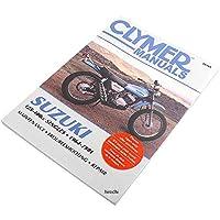 クライマー Clymer マニュアル 整備書 64年-81年 スズキ 700369 M369