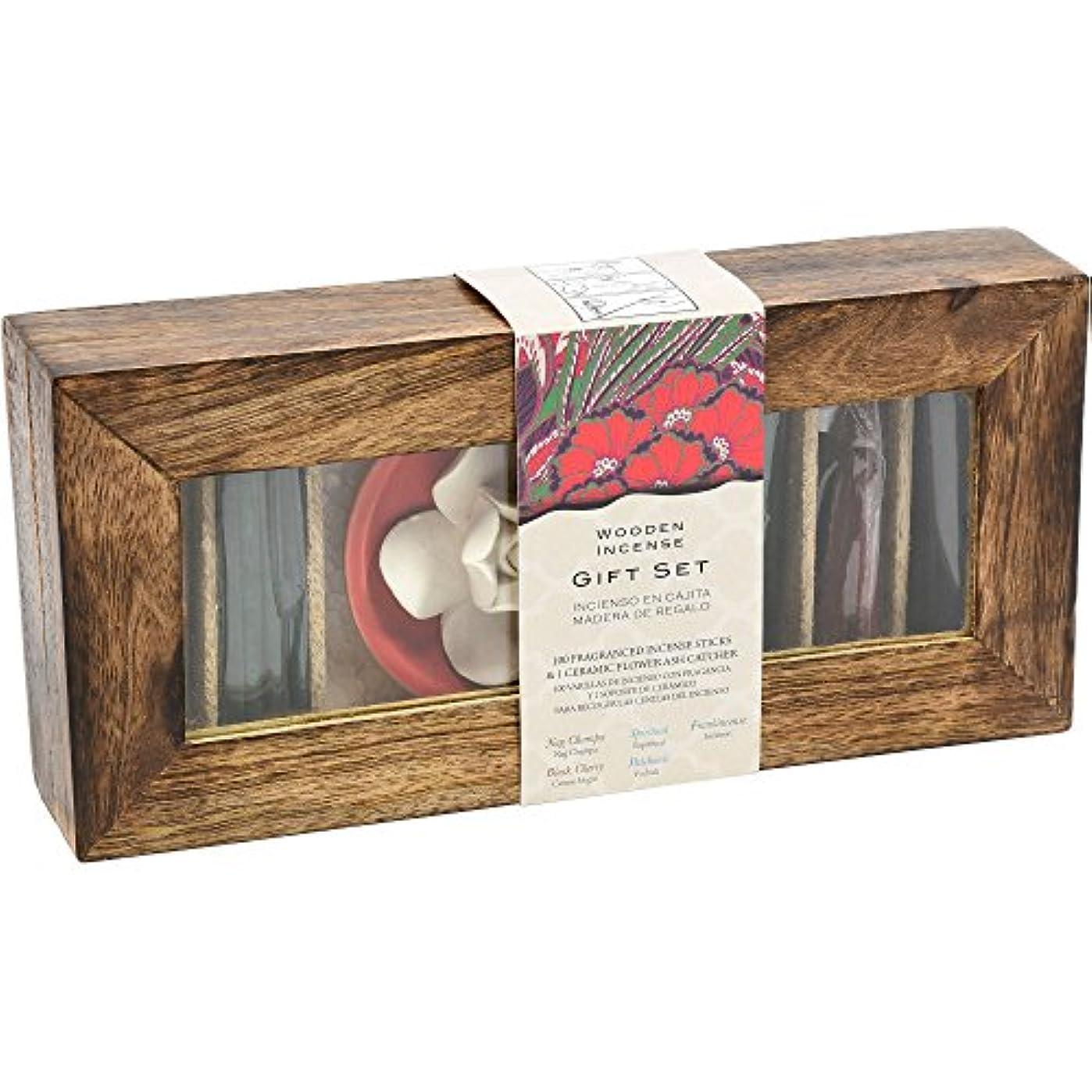 木製お香ギフトセット