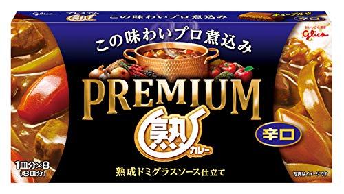プレミアム 熟カレー 辛口 160g
