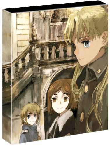 GUNSLINGER GIRL — IL TEATRINO — Blu-ray BOX