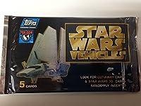 STAR WARS VEHICLES トレーディングカード
