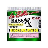 La Bella RX-N4C/045-065-080-105/Nickel Wound
