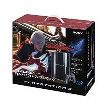 PLAYSTATION 3(40GB) デビル メイ クライ 4 プレミアムBDパック クリアブラック【メーカー生産終了】