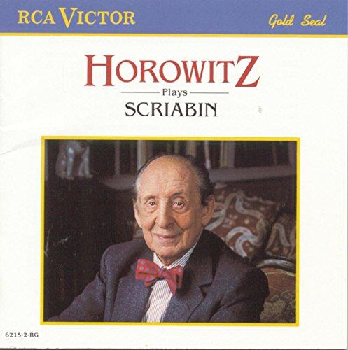 Horowitz Plays Scriabin - Piano Sonata 5 / Preludes