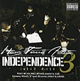 INDEPENDENCE 3 : QUIET LAID