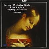 J.C.バッハ:サルヴェ・レジナ/しもべたちよ、主をほめたたえよ/シ・ノクト・テネブローサ (Bach: Salve Regina)