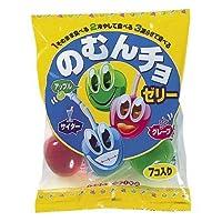東豊製菓 のむんちょゼリー 7個x2袋