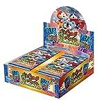 妖怪ウォッチ とりつきカードバトル ダブル世界で大冒険! ブースターパック【YWB08】(BOX)