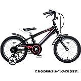 キャプテンスタッグ(CAPTAIN STAG) コライダー 18インチ 子ども用自転車 アルミフレーム KIDS18型 [ 補助輪 / ベル / 前後泥よけ ]標準装備