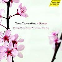 Takemitsu: Songs (2007-11-13)