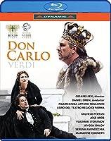 Verdi: Don Carlo [Michele Pertusi; Jos� Bros; Vladimir Stoyanov; Daniel Oren] [Dynamic: 57776] [Blu-ray]