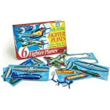 WeGlow International Fighter Planes Kit - Makes 6 Planes by Virginia Toy [並行輸入品]