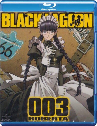 BLACK LAGOON 003 ROBERTA [Blu-ray]