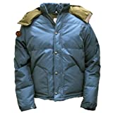 Down Sierra Jacket 7951: Blue Stone