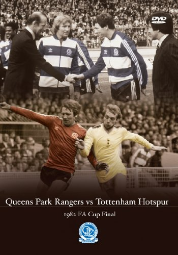 ILC MEDIA PRODUCTIONS Fa Cup - 1982 Qpr V Tottenham [DVD]