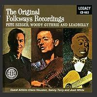 Woody Guthrie, Pete SeegerAnd Leadbelly - The Original Folkways Recordings