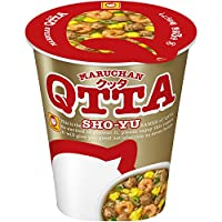 マルちゃん QTTA 醤油ラーメン 78g×12個
