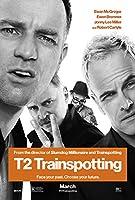 トレインスポッティング2 【 T2: Trainspotting 】 海外 レア シルク調 大判 90x60cm ファブリックポスター [並行輸入品]