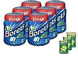 【Amazon.co.jp限定】 MLD クロレッツクリアミントボトルR2個セット( 140g×2)×3 【1セット】