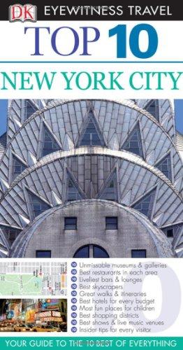 Download DK Eyewitness Top 10 Travel Guide: New York City 1405347090