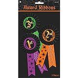 Amscan International Halloween Award Ribbons (multi-pack)