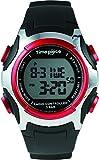 [タイムピース]Time Piece 腕時計 電波時計 ソーラー(デュアルパワー) デジタル TPW-001RD