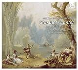 モーツァルト : クラリネット五重奏曲   弦楽四重奏 第15番 (Wolfgang Amadeus Mozart : Clarinet Quintet   String Quartet K.421 / Arcanto Quartett , Jorg Widmann (clarinet)) [輸入盤] 画像