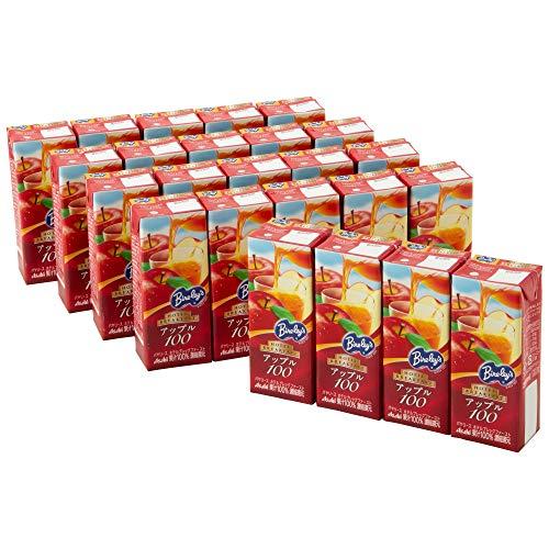 アサヒ飲料 バヤリース ホテルブレックファースト アップル100 200ml×24本