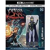 "Justice League Dark: Apokolips War Gift Set with 3"" Figurine Limited #d/8000 [4K Ultra HD Blu-ray + Blu-ray + Digital] [2020]"