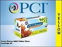 プレミアム互換機106r02243-pci PCI Xerox Phaserイエロートナーカートリッジ6K Yield for 6600、6600N、6600dn