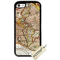 iPhone 5CケースVUTTOO 世界一周 iPhone 5C専用ケース(ブラック) [並行輸入品]