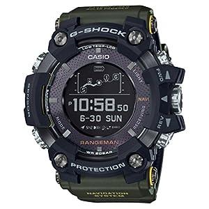 [カシオ]CASIO 腕時計 G-SHOCK ジーショック レンジマン ソーラーアシストGPSナビゲーション GPR-B1000-1BJR メンズ