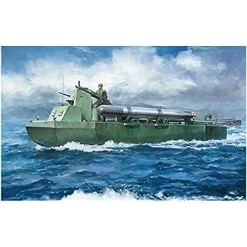 ドラゴン 1/35 第二次世界大戦 日本海軍 特四式内火艇 カツ 魚雷搭載型 竜巻作戦 1944 プラモデル DR6849